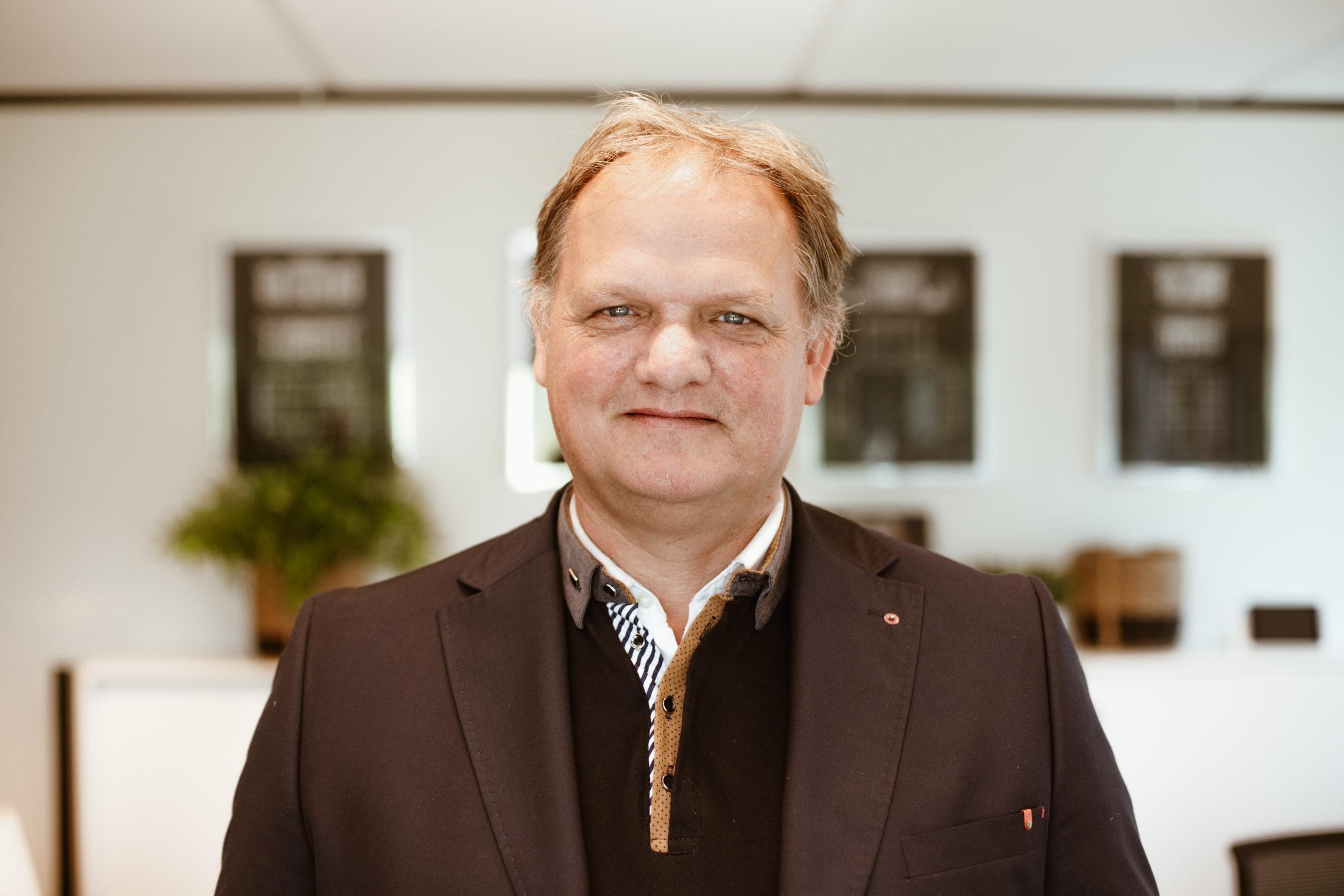 Roland van Starrenburg vestigingsmanager Bieden en Wonen Makelaars Den Haag