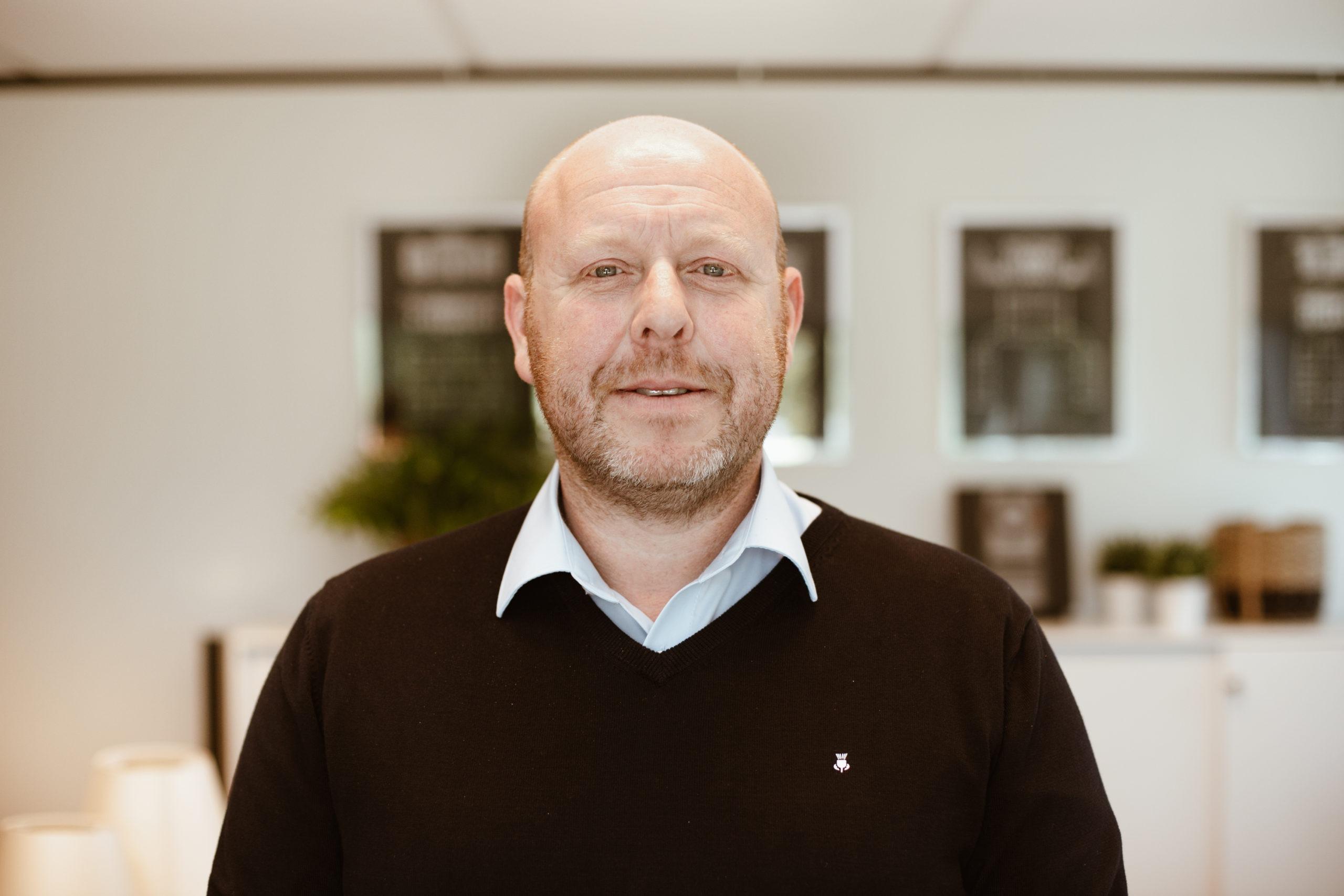 Robert Migchielsen vestigingsmanager Bieden en Wonen Makelaars Breda